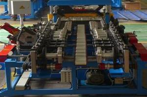 Trailer Mounted Roll Forming Machine